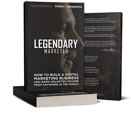 Get Your Legendary Marketer Book From Chris And Susan Beesley