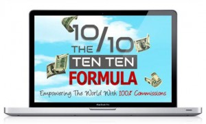 Ten Ten Formula Training