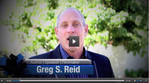 Greg S Reid Video