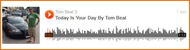 Today is Your Day Soundcloud