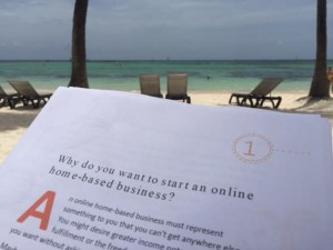 online home-based business