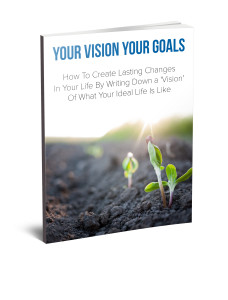 Your Visions And Goals 3D