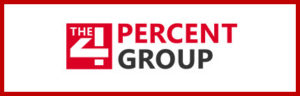 Four Percent Group Logo