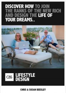 Lifestyle Design Front Cover