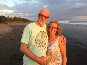 Chris And Susan Beesley Costa Rica Sun Set