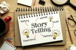 Top Storytelling Tips