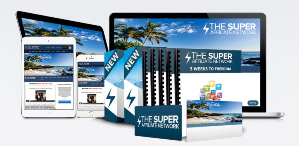 The Super Affiliate Network