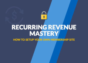 Recurring Revenue Mastery